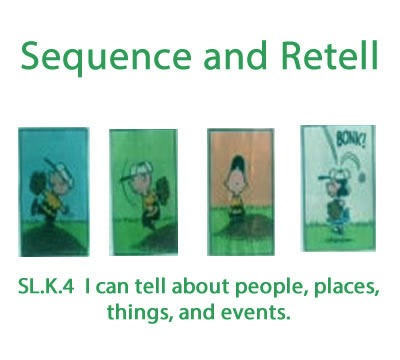 Sequence and Retell